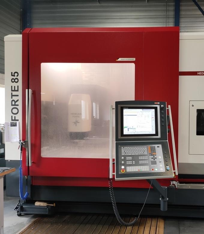 Vacature CNC FREZER Hedelius Forte 85 (2021)